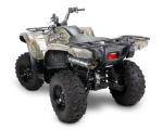 Глушитель квадроцикла, алюминий Yamaha Grizzly 700 M-7 V.A.L.E.™ Stainless/Aluminum Slip-on System T
