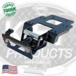 Площадка для установки лебедки KFI Polaris RZR 900 XP Winch Mount (Made in USA)