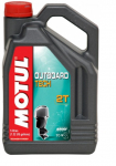 Масло для лодочного мотора Motul Outboard Tech 2T 101728