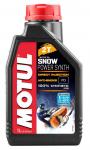 Масло моторное полусинтетическое для снегоходов MOTUL SNOWPOWER 2T 0W40 SYNTH 105888 106600 108209