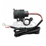 Зарядка USB универсальная квадроцикла/снегохода/мотоцикла EMGO 84-15670