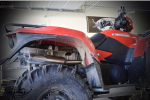 Глушитель RJWC квадроцикла Suzuki King Quad 750 / 1109