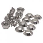 Гайка диска Tusk Universal Chrome Flange/Tapered Locking Lug Nut Set 10mm x 1.25 1168810001