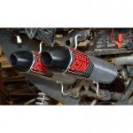 Глушитель Big Gun EXO UTILITY DUAL для Can-Am MAVERICK 1000 MAX   XMR 2013-2014 13-6943