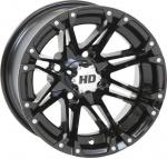 Диск колесный STI HD3 14x7 4x137 Gloss Black HD Alloy Wheels 14hd317