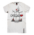 Футболка FullT Snowman Белая 1601-007-001