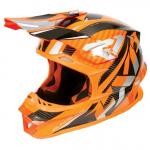 Шлем карбоновый FXR Blade Carbon Orange 170630-3309-16
