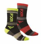 Носки мужские FXR Turbo Athletic (2пары/упак), Multi Colour,  171640-3065-00