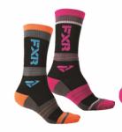 Носки женские FXR Turbo Athletic (2пары/упак), Multi Colour,  171641-9055-00