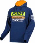 Толстовка с капюшоном FXR Race Division Синяя 173321-4530