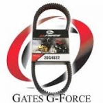 Ремень вариатора Gates G-Force для квадроциклов Polaris 20G4022