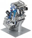Двигатель в сборе на Polaris RZR 1000 2015+ 2205905