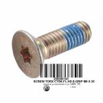 Болт направляющей тормозного суппорта M8x25 Can-Am G1 250000143