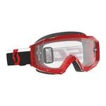 Очки для квадроцикла Scott Hustle X MX red/white прозрачная линза 268183-1005113