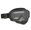 Очки для снегохода Scott Primal Snow Cross black прозрачная двойная линза 278606-0001043