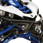 Бампер передний оригинальный с возможностью установки лебедки для Yamaha YXZ 1000R (2HC-F84L0-T0-00)