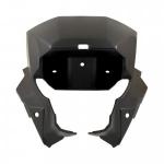 Пластик приборной панели квадроцикла Yamaha Grizzly 700 / Kodiak 700 / 2SM-F6143-00-00 / 2SM-F6143-01-00