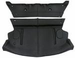 Шумоизоляция заднего багажника для Tesla Model 3 3-0118 3-0119