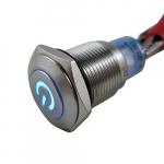 Кнопка универсальная металлическая DIGITEN 43238-20951