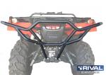 Бампер задний Honda TRX 420/500 (2013-) + комплект крепежа 444.2114.1