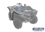 Yamaha Grizzly 700 Защита боковая (2013-) + крепления 444.7116.1
