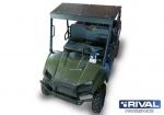 Комплект защиты: элемент защиты- Крыша+ комплект крепежа UTV Polaris Ranger 400/570 (2013-) 444.7417.1
