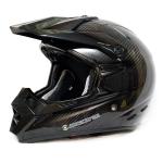Шлем кроссовый облегченный (карбон) Skidoo XP-R2 Carbon 3XL 4476561690