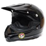 Шлем кроссовый Skidoo XC-3 черный XL 4476641290