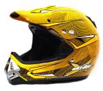 Шлем кроссовый Skidoo XP-2 желтый XXL 4477801496