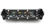 Фара диодная узкая 4DS-30W-SPOT дальний свет