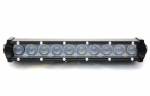 Фара диодная узкая 4DS-50W-SPOT дальний свет