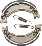 Передние тормозные колодки барабанные EBC для Yamaha Grizzly 125 503G FA503 43D-F510L-01-00 5G3-W2536-00-00 /4BE-W2536-00-00 5H0-W2536-00-00 4KN-W253E-11-00 4KN-W253E-11-00