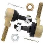 Комплект рулевых наконечников ( внешний / внутренний ) для квадроцикла Suzuki LTV-700F K3911-21083 K3911-21085 / Kawasaki Prairie / KVF 650 /  39112-1083  39112-1085 / 51-1023