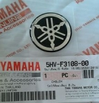 Шильдик (Логотип) капота для Yamaha Grizzly Rhino до 2013 5FU-F175B-01-00