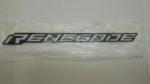 Наклейка оригинальная для квадроциклов Can-Am Renegade 704902082