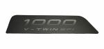 Наклейка двигателя правая квадроцикла Can-Am Outlander 1000 / 704902725