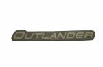 Наклейка облицовки приборной панели квадроцикла Can-Am Outlander STD 704902728