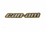 Наклейка задней арки квадроцикла Can-Am Outlander G2 704902731