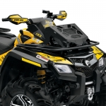 Вынос радиатора для Can-Am BRP Outlander G1 (500 650 800) 715001178