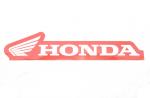 Наклейка универсальная Honda (30.5 см Х 4.5 см) 862-1503