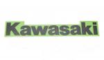 Наклейка универсальная Kawasaki (31 см Х 5.5 см) 862-2503