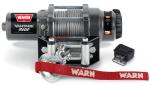 Лебедка Warn Vantage 3000 (стальной трос) 89030 / 99388