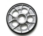 Каток ( ролик ) натяжной задний снегохода Yamaha VK540 / 8K2-47530-00-00