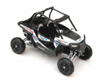 Модель POLARIS RZR XP 1000 Белый 1:18 57593A  959-0043
