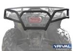 Бампер задний CF-moto X4 + комплект крепежа 444.6873.1