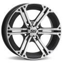 Диск колесный ITP SS212 14x8 4x137 Alloy Rear Machined Wheel 1428381404 14SS322BX