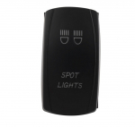 Кнопка включения/выключения доп. света для ATV/UTV/Снегоходов This Switch Turns Som SuperATV LTS-018