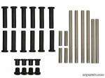 Усиленные втулки рычагов с металлическими пальцами Super ATV для Polaris RZR  RZR XP  RZR S AAB-P-RZR800-K1-003 AAB-P-RZR800-K1-001