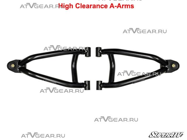 Рычаги передние SUPER ATV для Polaris XP 550/850 AA-P