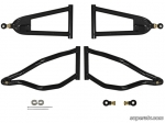 Комплект передних верхних и нижних спортивных рычагов для Polaris RZR 800S  RZR 4 AA-P-RZRS-F-HC AA-P-RZRS-C0-HC-05 AA-P-RZRS-C0-HC-03